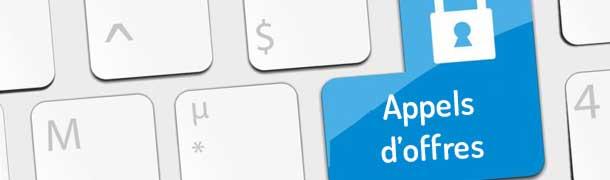 rédiger appels d'offres avec l'outil qualifelec associer lots et qualifications
